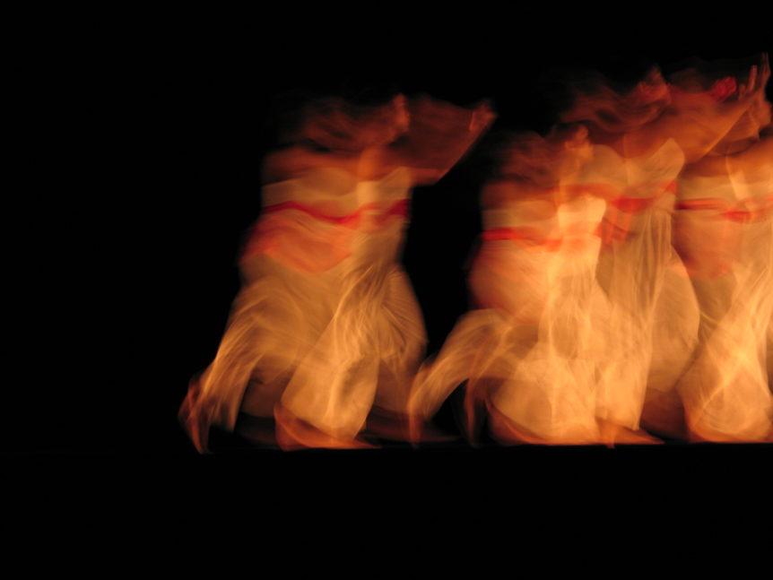 Continuous movement (Matt Otto/flickr.com)