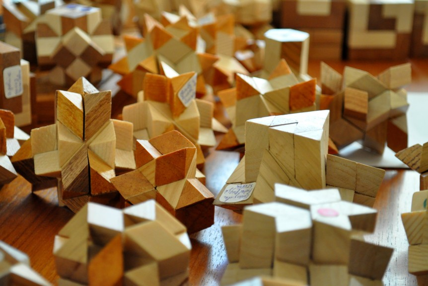 Casse-tête (Frédérique Voisin-Demery/flickr.com)