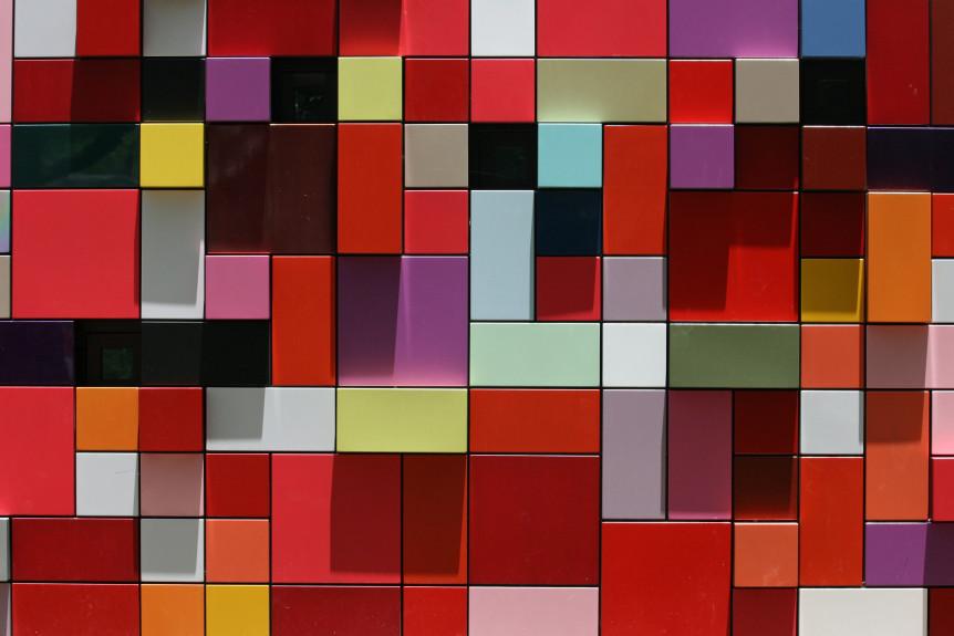 Synchronicity of Color (DWPittard/flickr.com)